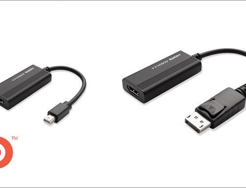 ELKA received the VESA Certification for its DisplayPort™ Dongles